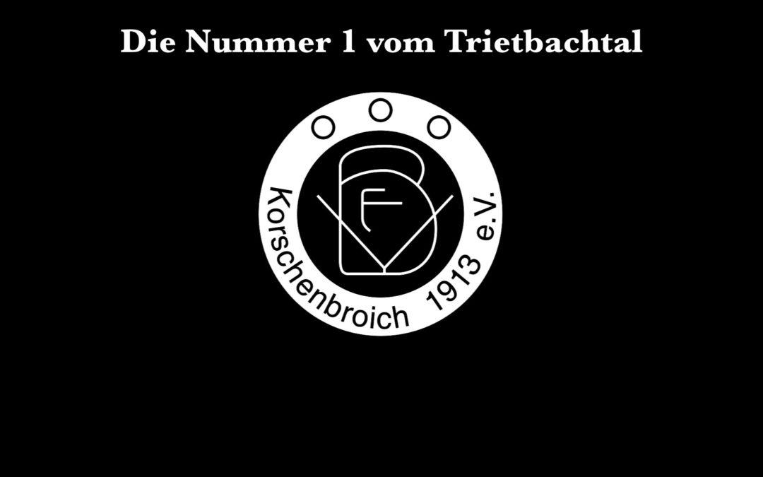 Mitgliederversammlung des VFB Korschenbroich 2020