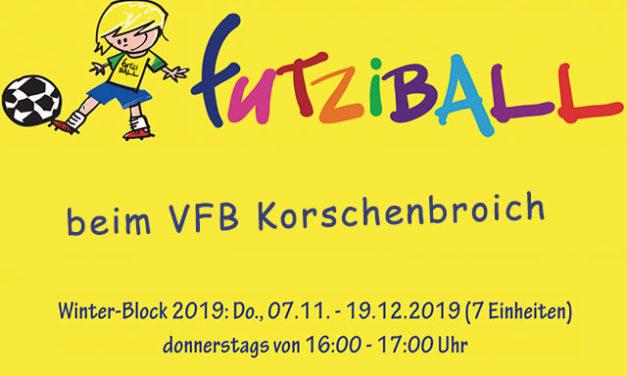 Futziball beim VFB Korschenbroich