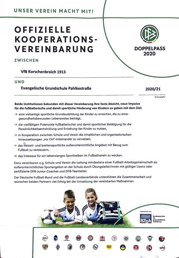 Kooperation - Doppelpass